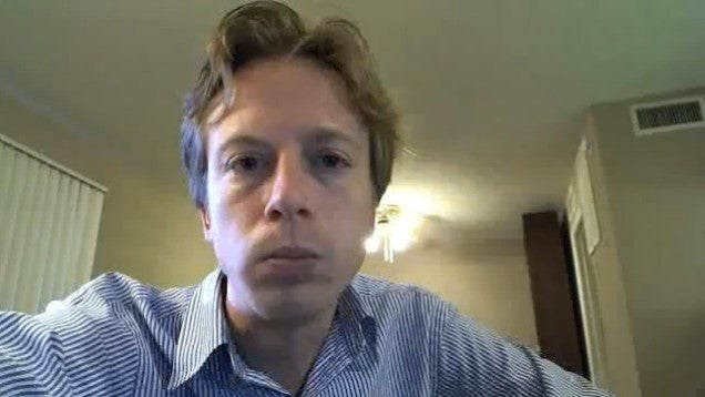 Former Anonymous Spokesman Barrett Brown Reportedly Signs Plea