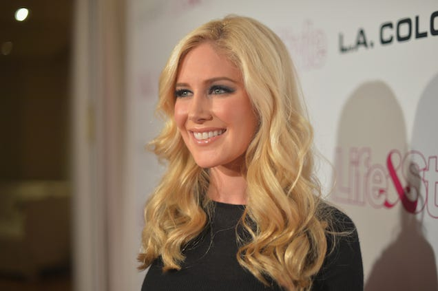 But What Does Heidi Montag Think About Ren			  <div style=