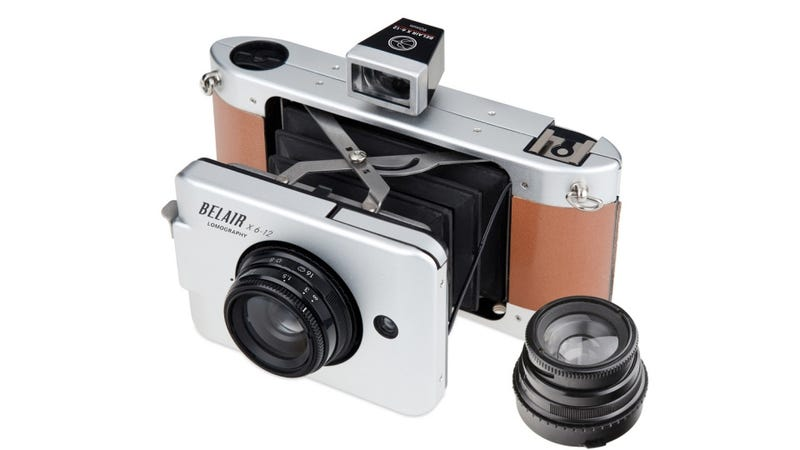 No One Could Mistake Lomo's Gorgeous Bellows Camera for Digital