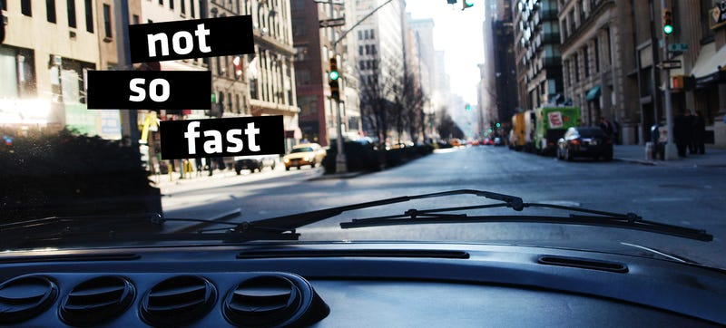 You're About To Get A Shit Ton More Speeding Tickets In NYC