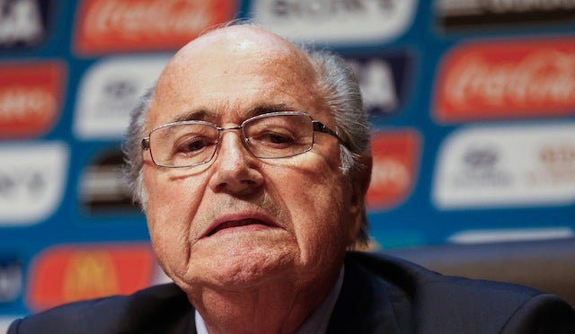 Sepp Blatter Says We're All Racist For Pointing Out FIFA's Corruption