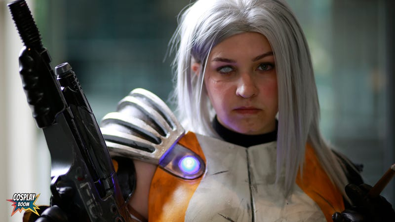 The Coolest Cosplay at PAX Prime, Day 2