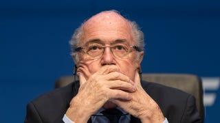 Sepp Blatter Will Resign
