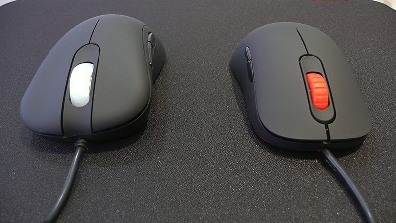 Two Pro Gaming Mice, One Weekend of Gaming
