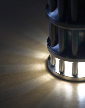 Lumencraft Gatlight V3 LED Flashlight, a Hoity Toity Precision-Machined Jewel