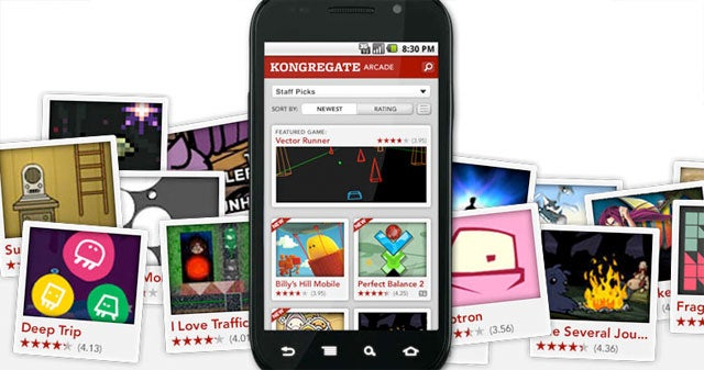 Google Yanks GameStop's Arcade App From Android Market