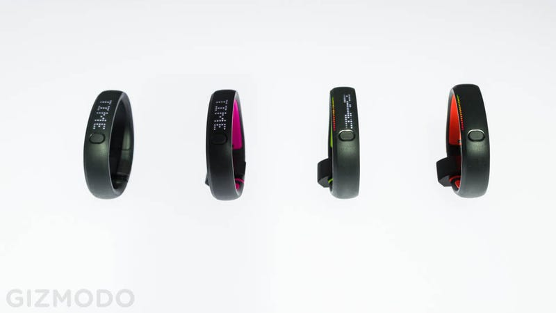 Nike+ Fuelband SE: More Colors, More Power