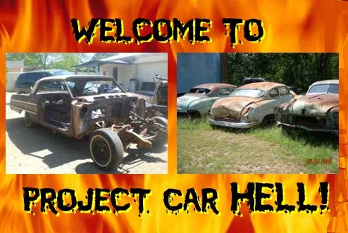 Project Car Hell, Low And Slow Edition: 1964 Impala or 1949 Mercury Trio?