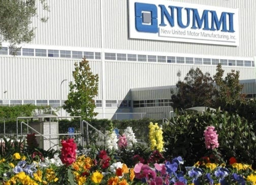 Toyota Begins Talks to Pull Out Of NUMMI
