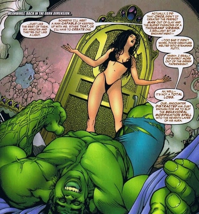 The 9 Least Incredible Adventures the Incredible Hulk Ever Had