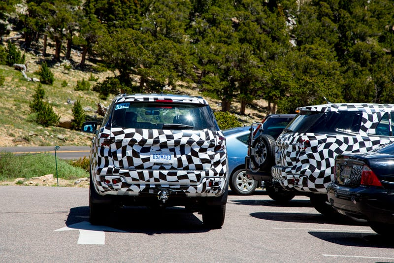 Ford Everest Spied In Colorado, Is It (Or The Ranger) Coming To America?