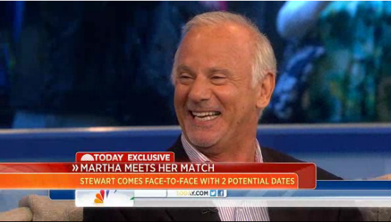 Here Are the Two Swank Dudes Martha Stewart Met on Match.com