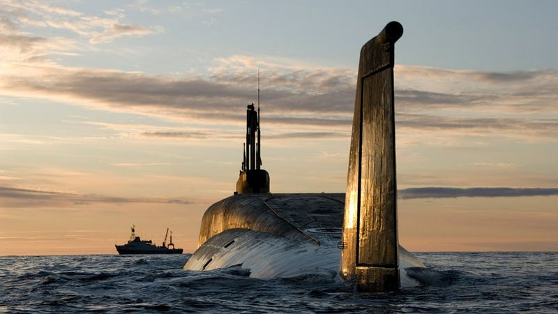 The Southern Waters Feeling Cold Again As Russia Deploys Nuke Subs