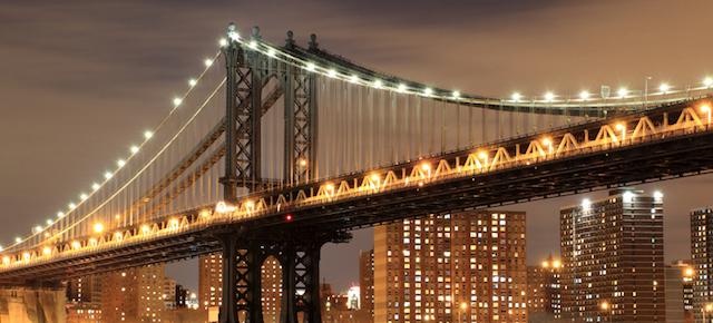 Homeless New Yorkers Are Living Inside the Manhattan Bridge