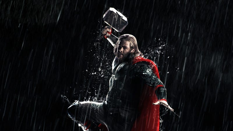 ​Thor: The Dark World shows superhero movies can still be joyful