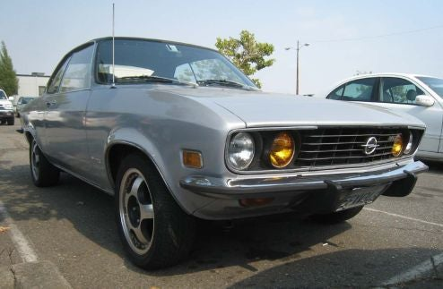 1973 Opel Manta Luxus