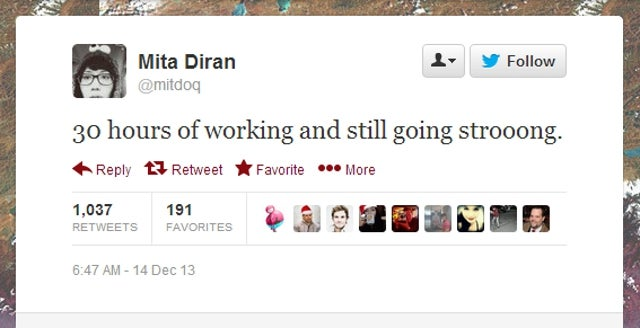 Copywriter Tweets About Working 30 Hours Straight, Dies the Next Day