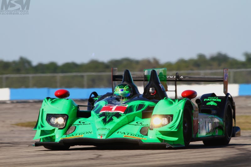 MotorSportMedia | Sebring Friday Gallery | Results