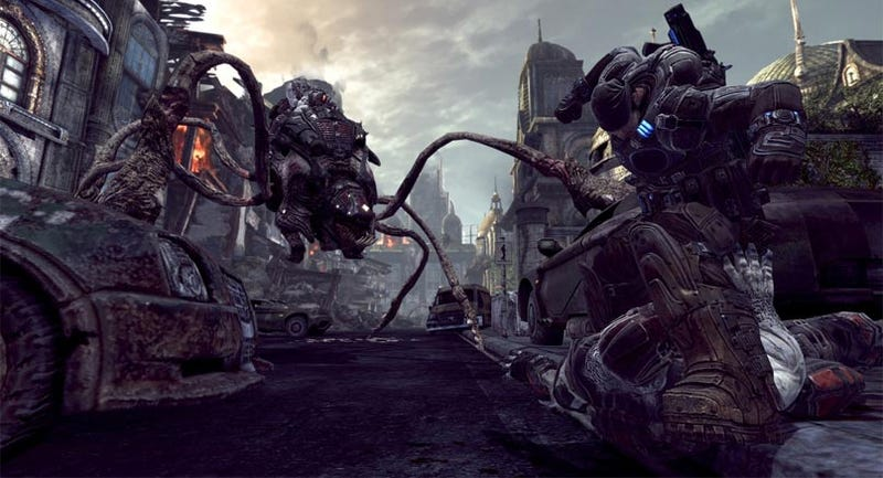Gears Of War 2 Curbstomps Sales Charts, World At War Misses Modern Warfare's Mark