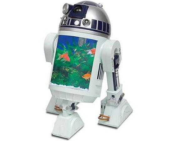 R2-D2 Aquarium With Radar Eye Periscope