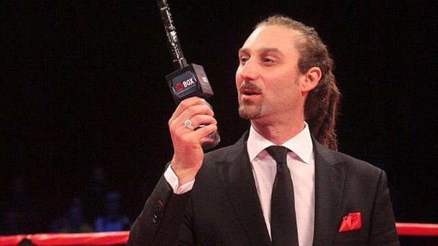 The Nets' New Public Address Announcer Has Long Dreadlocks And Owns His Own Cigar Lounge