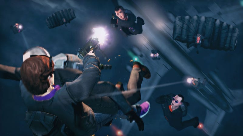 A Big Dose Of Weird, Wild And Wonderful Saints Row: The Third Media