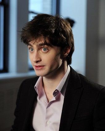Stick A Fork In Daniel Radcliffe