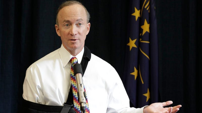 Mitch Daniels Won't Be Running for President