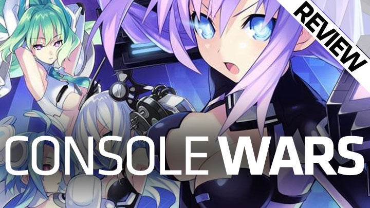 Game Consoles Transformed Into Hot Women Should Be More Exciting Than Hyperdimension Neptunia