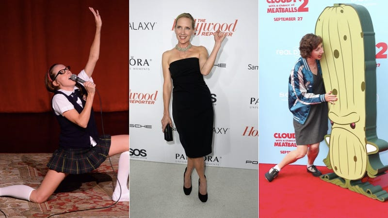 Anne Heche, Molly Shannon and Kristen Schaal All Get TV Shows