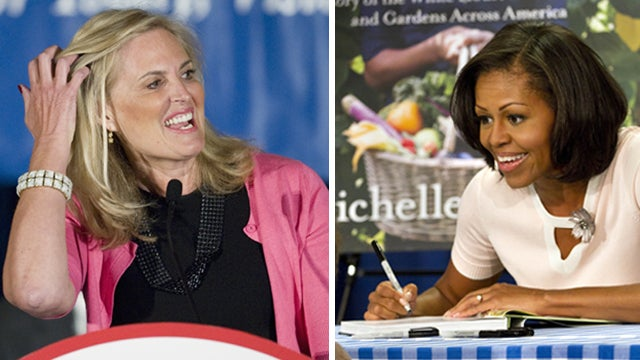 Ann Romney's Pinterest Is Better than Michelle Obama's Pinterest