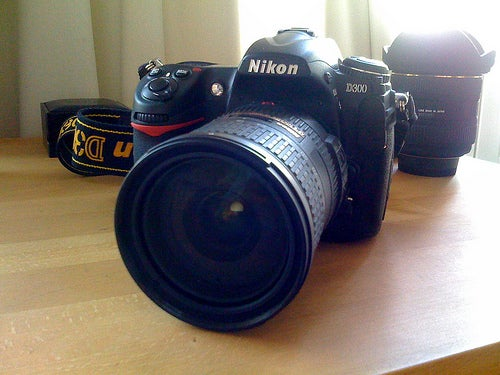 Nikon D700 Shots Revealed as Fake