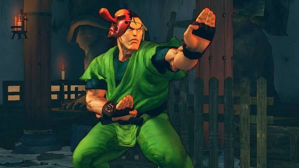 Super Street Fighter IV's Latest Costume Pack Is A Day Late