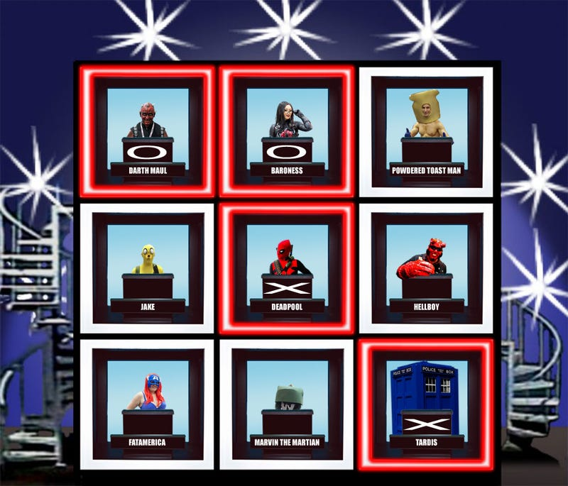 Kotaku 'Shop Contest: Comic-Con Cosplay Extravaganza: The Winners