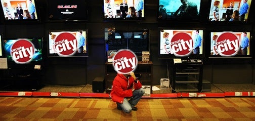 Buying an HDTV From Circuit City Liquidation Is Like Lottery From Hell