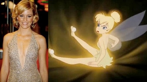 Elizabeth Banks to play Disney's real life Tinkerbell