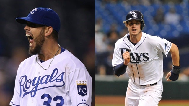 Wil Myers And James Shields Are The Wild Card Race's Best Show
