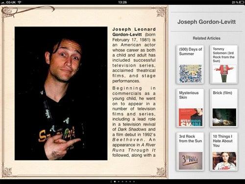 iPad Apps August 13