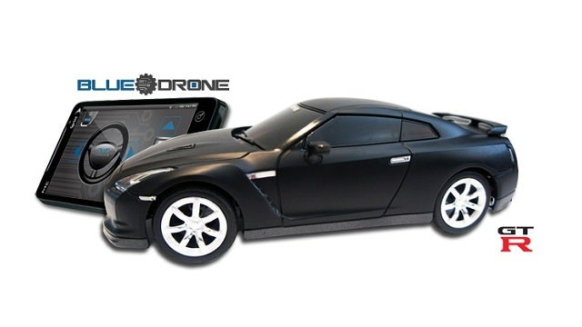The BlueDrone R/C Racer Is Probably the Closest You'll Ever Get to Driving a GT-R