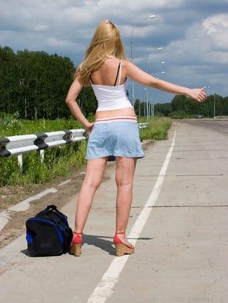 Summer's Stupidest Driving Hazard: Short Skirts