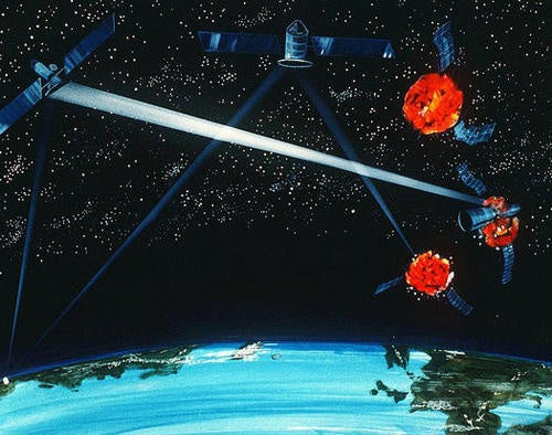 India Developing 'Kill Vehicle' to Knock Enemy Satellites Out of the Sky
