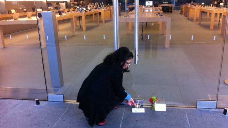 Apple's Glass Stores: A Danger to Birds and Old Ladies? (UPDATED)