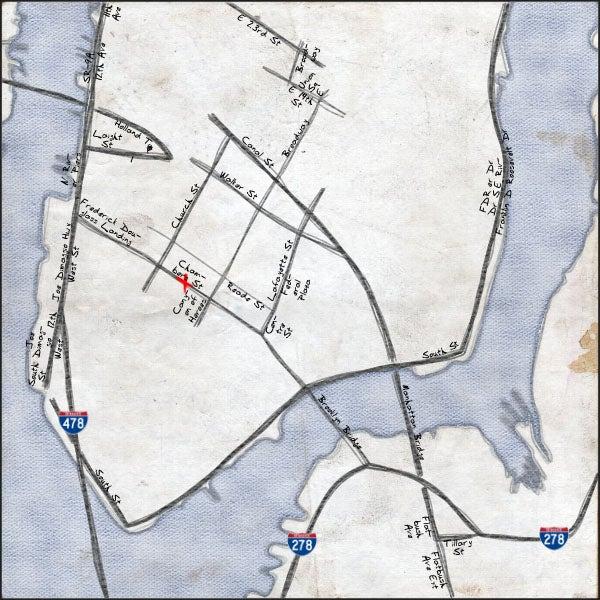 Bing Maps Sketch Gallery