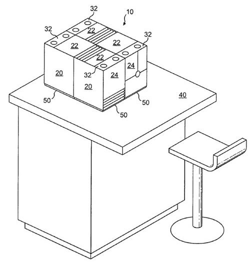 Dyson Applies For Patent On Kitchen Squareness