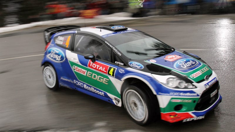 Your Ridiculously Cool Ford Fiesta RS WRC Wallpaper Is Here