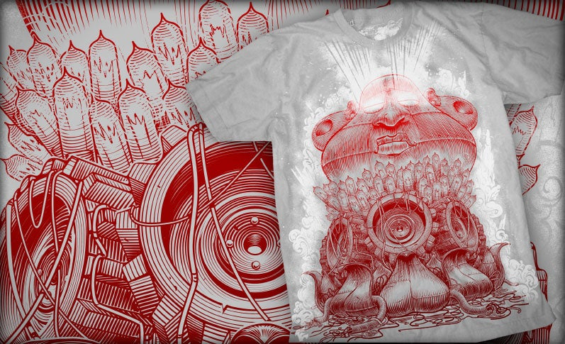 The t-shirts you'll need for your trip to alternate Earth