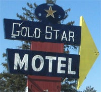 Gold Star Motel: Silkwood-Style Showers