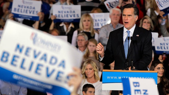 Romney Wins Nevada Caucus, Obviously