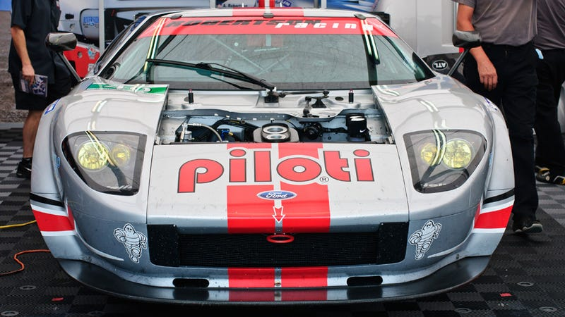 Petit Le Mans 2011: Scenes from Day One