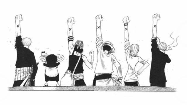 Screw Homework! There's One Piece To Draw.